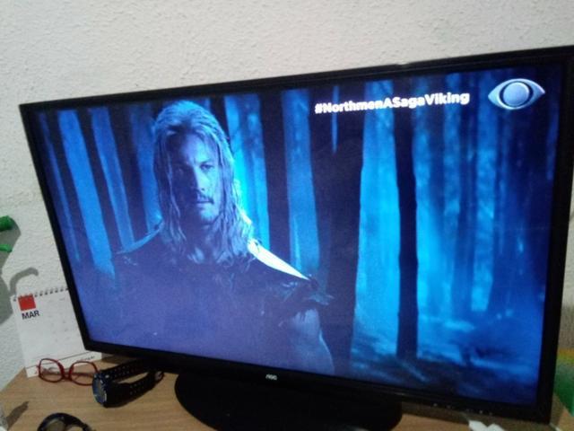 Vendo tv aoc led 32