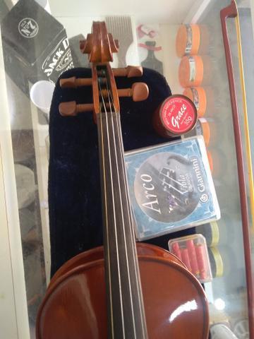 Viola classica de arco