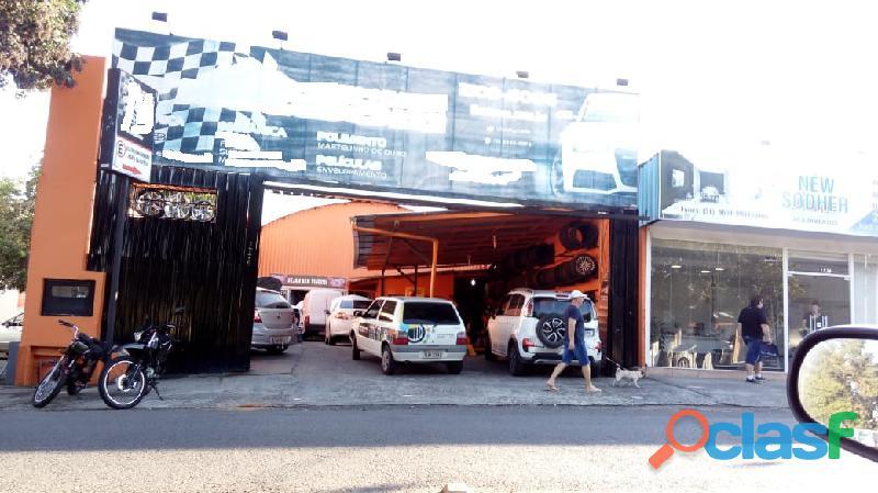 Vende se Imóvel com 2 frentes comercial com 287m2 em terreno de 587m2 em Santa Cruz do Sul RS. 1