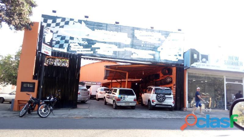 Vende se Imóvel com 2 frentes comercial com 287m2 em terreno de 587m2 em Santa Cruz do Sul RS. 3