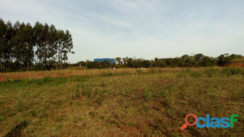 Vende se Terreno Industrial de 26.000 m2 Vera Cruz no trevo da BR 287 4