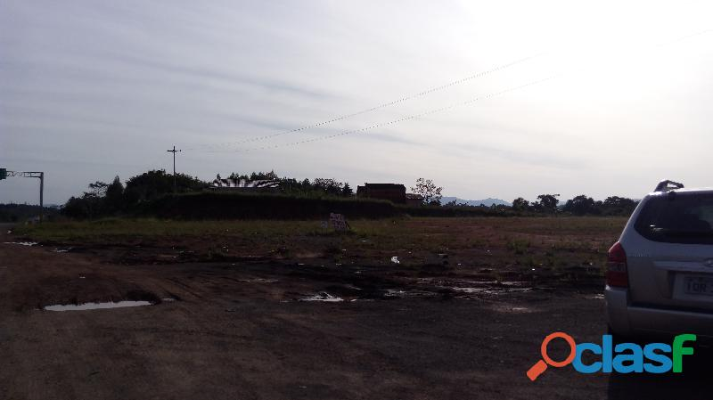 Vende se Terreno Industrial de 26.000 m2 Vera Cruz no trevo da BR 287 6