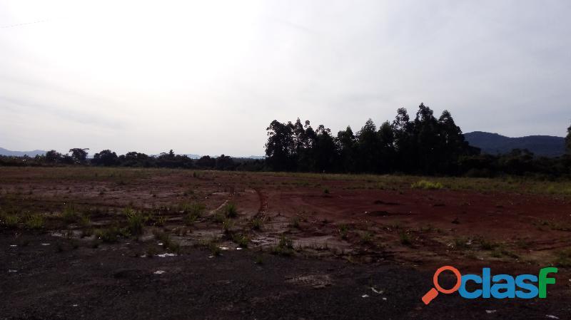 Vende se Terreno Industrial de 26.000 m2 Vera Cruz no trevo da BR 287 7
