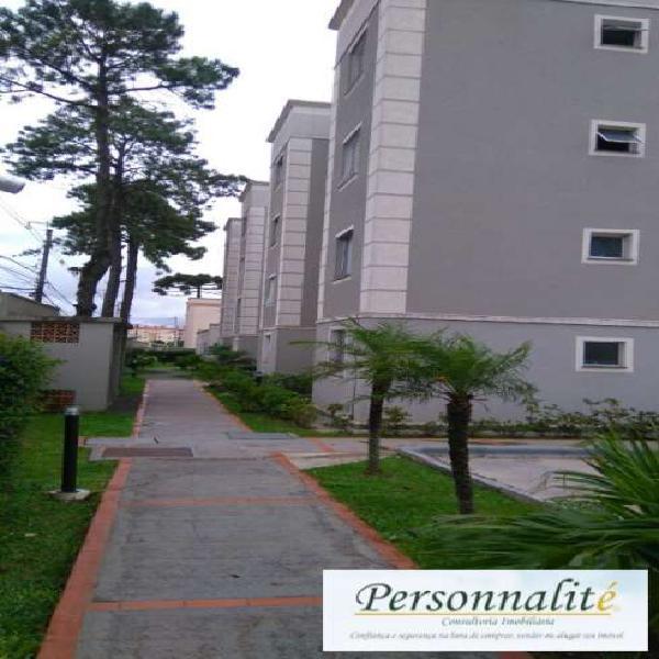 Apartamento à venda com 2 quartos no bairro pinheirinho -