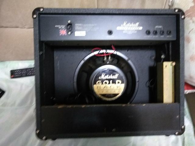 Amplificador antigo
