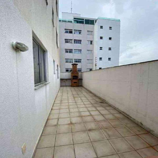 Apartamento, santa rosa, 2 quartos, 2 vagas, 1 suíte