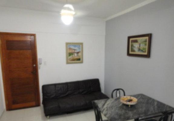 Apartamento de 1 quarto na ponta da praia em santos/sp