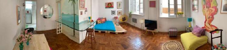 Apartamento para aluguel e venda possui 64 metros quadrados
