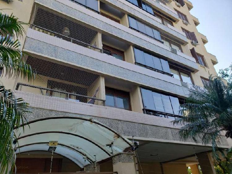 Apartamento para aluguel tem 112 metros quadrados com 2