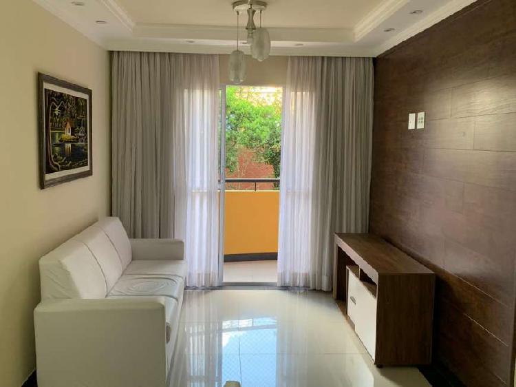 Apartamento para venda com 68 metros quadrados com 3 quartos