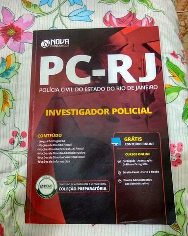 Apostila polícia civil