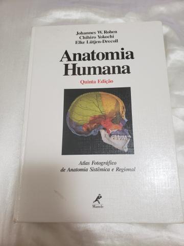 Atlas fotográficos de anatomia humana