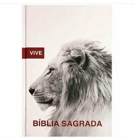 Bíblia sagrada j.f de almeida corrigida fiel