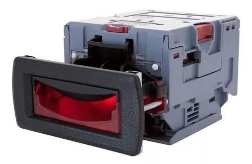 Boca para aceitador validador de notas itl nv10 - 82mm