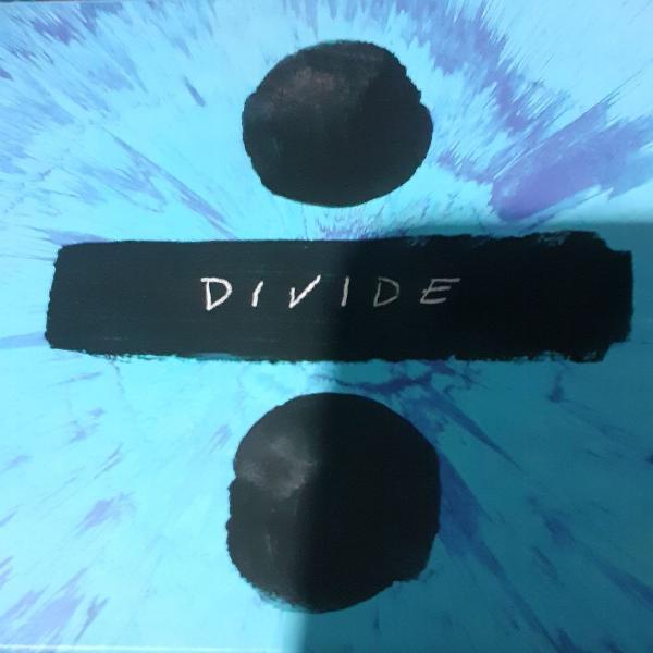 """Cd """"divide"""" do ed sheeran"""