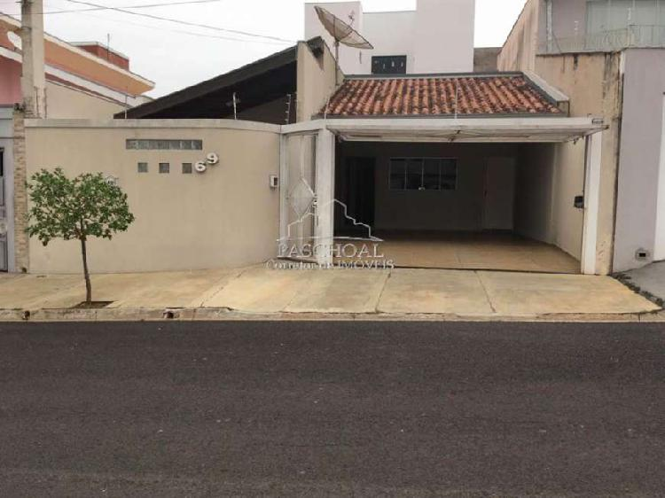 Casa isolada de 3 dormitórios, 3 suites e edicua em