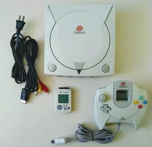 Dreamcast funcionando 100%