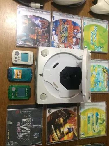 Dreamcast sega nacional