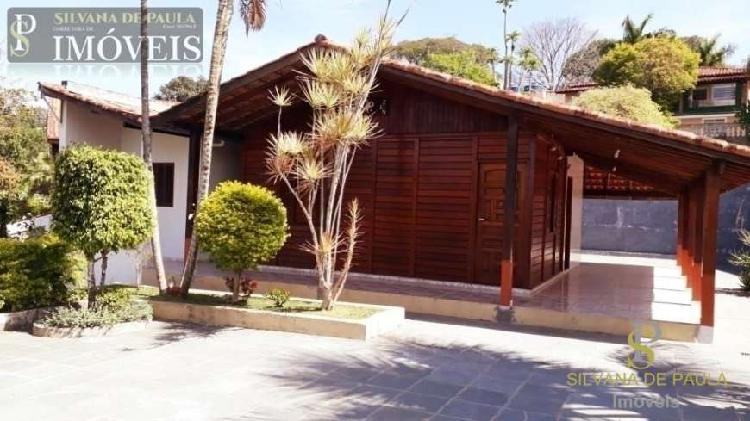 Linda casa de campo - condomínio fechado - mairiporã