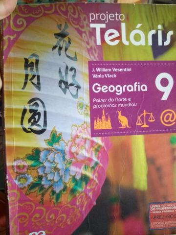 Livro de geografia 9° ano