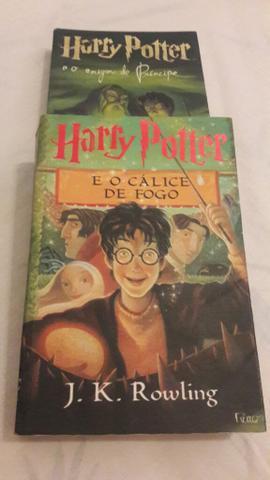 Livros de harry potter