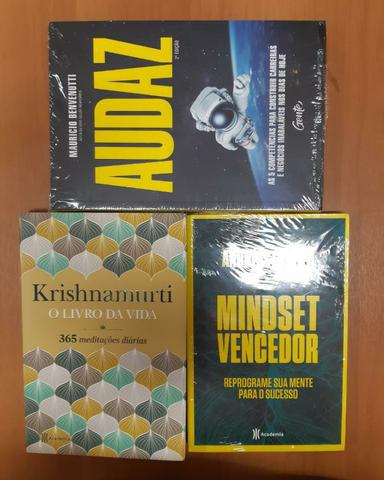Livros diversos!