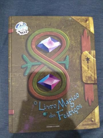 O livro mágico dos feitiço
