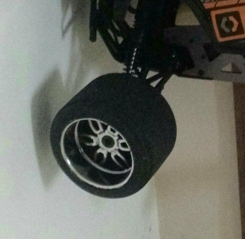 Pneus automodelo on road troco por pneus off road