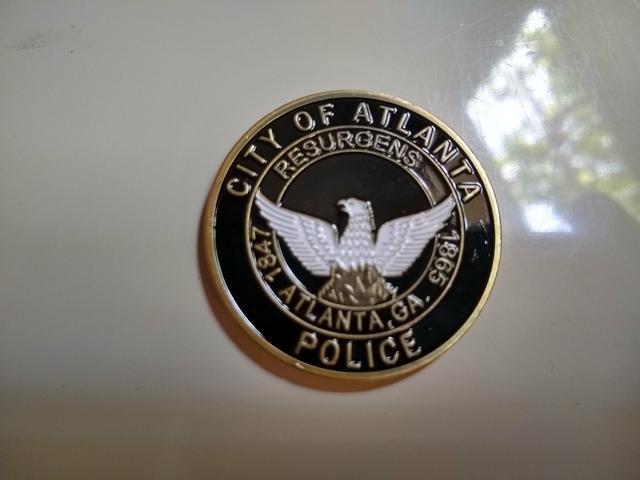Police of atlanta usa