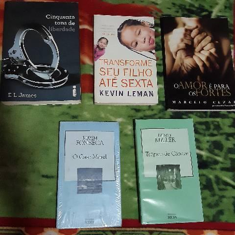 Qualquer livro por apenas 10 reais