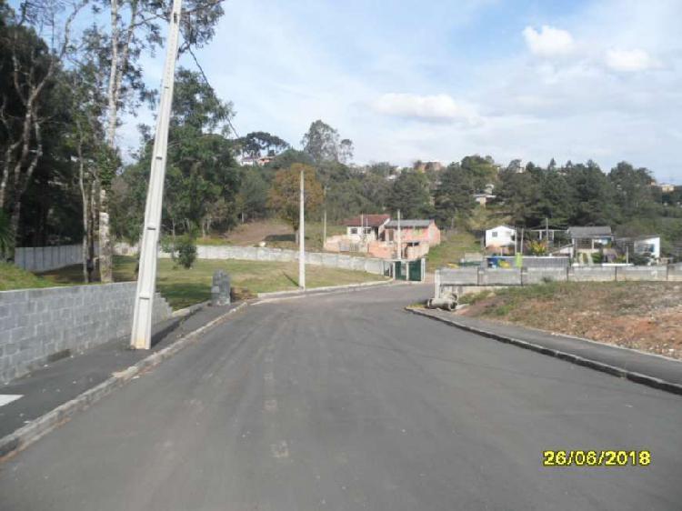 Terreno residencial / são dimas, 240m² - colombo - pr