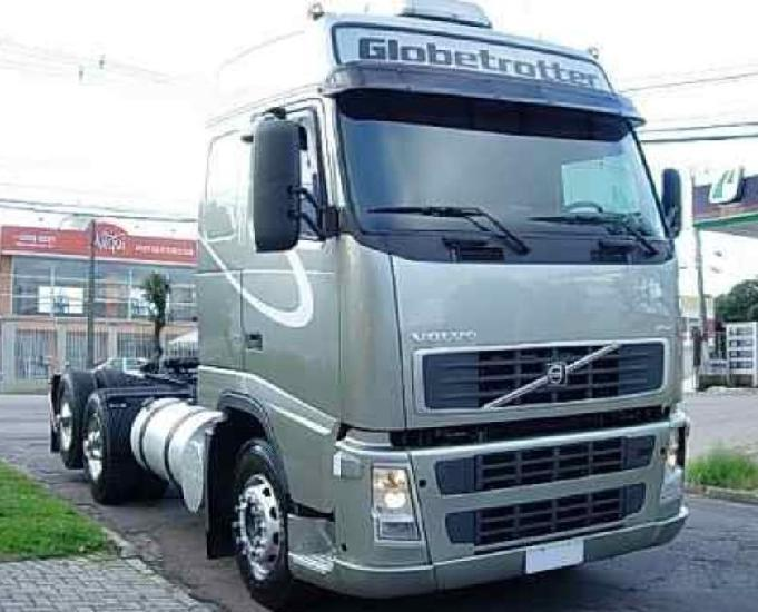 Volvo fh 440 6x2 globetrotter ano 2011