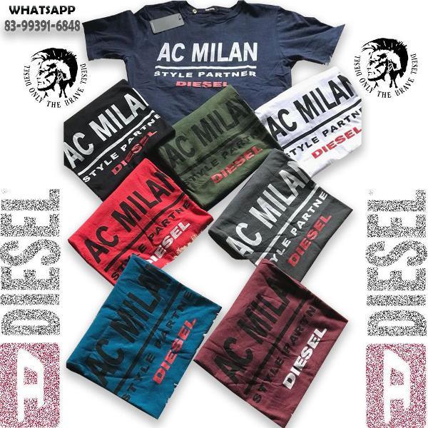 Camisetas diesel originais masculinas