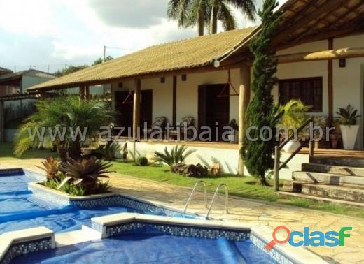 Chácara em condomínio, atibaia, linda propriedade com 1.800 m²