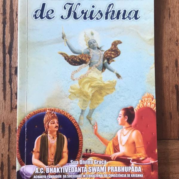 Elevação à consciência de krishna a.c. bhaktivedanta