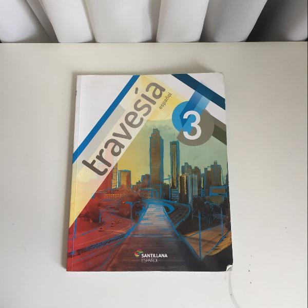 Livro espanhol travesía 3