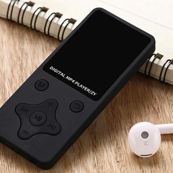 mp4 mp3 ultrafino leitor de música e videos