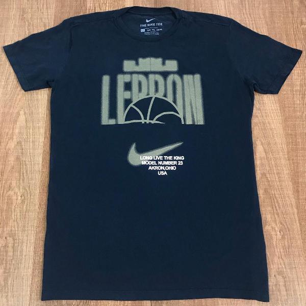 Nike camiseta masculina estampada