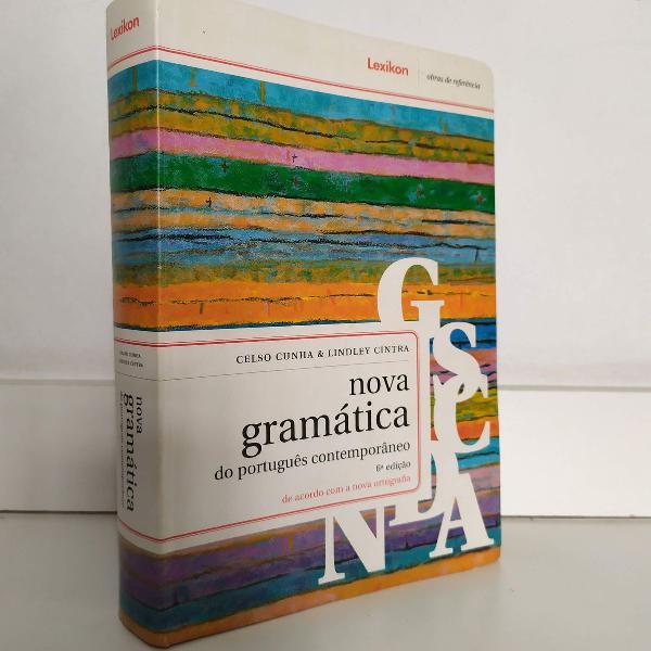 Nova gramática do português celso cunha - 6ª edição