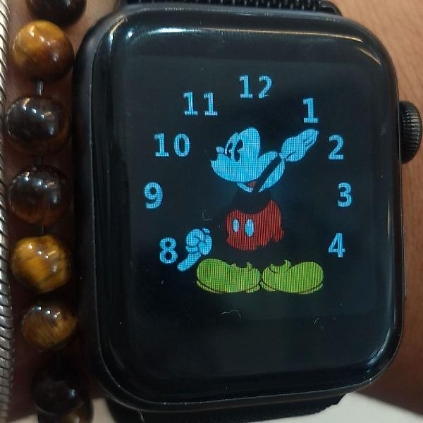 Relogio smartwatch iwo 8 lindo