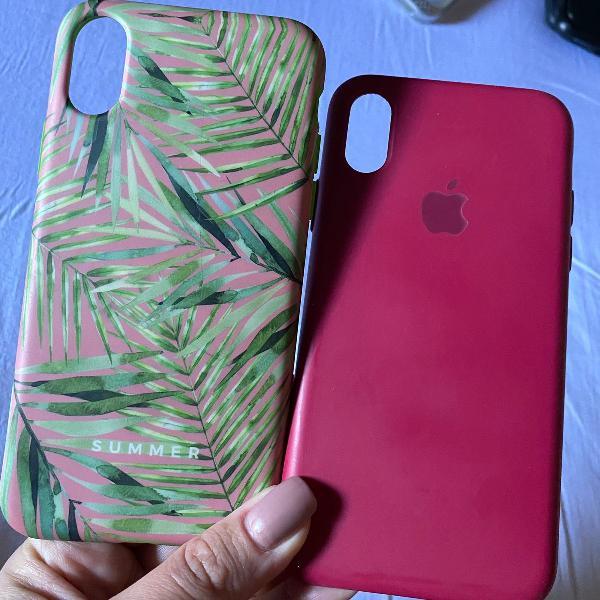 8 cases para iphone x