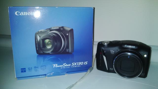 Câmera canon power shot