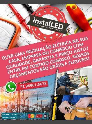 Eletricista com qualidade e garantia