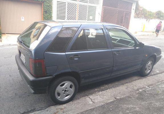 Fiat tipo 4 portas 1.6 completo