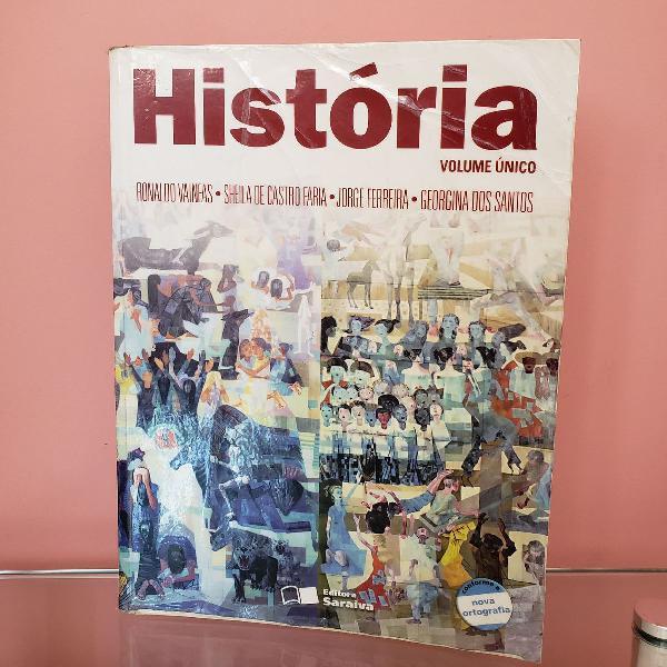 História [volume único]