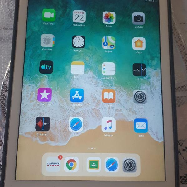 Ipad air apple a1465 wifi+4g 16gigas conservado