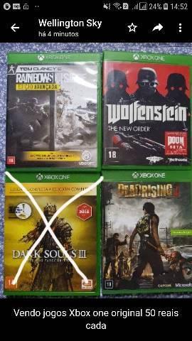 Jogos xbox one original