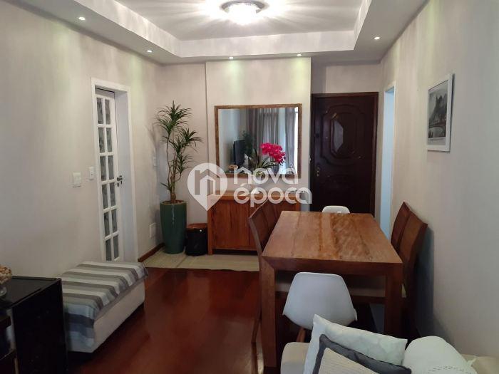 Méier, 3 quartos, 2 vagas, 90 m² rua almirante calheiros