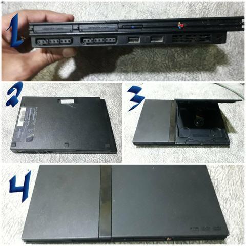 Playstation 2 slim,revisão, por favor leia descrição