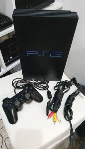 Playstation 2 fat funcionando